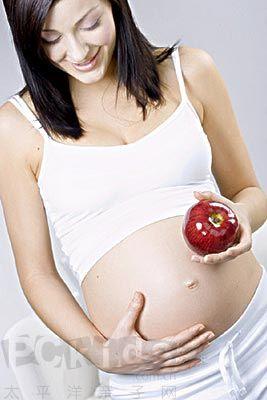 不同月份胎儿所需营养及发育特点