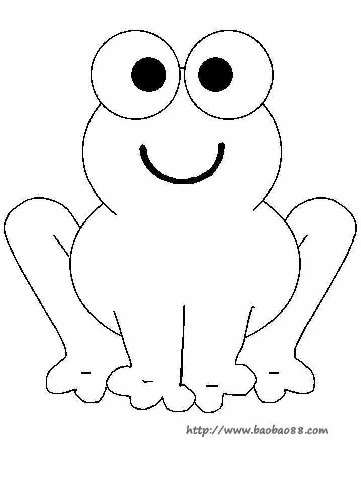 动物简笔画图片大全_简笔画动物图画大全_动物头像简笔画大全_精彩