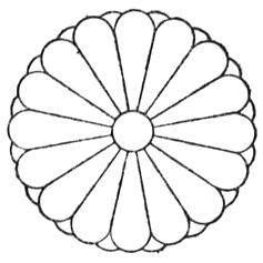 各种形态的菊花的简笔画图片!