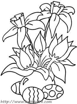 康之园 玫瑰花边铅笔画 > 手拿一束玫瑰花简笔画图片