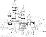 城堡简笔画2