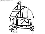 房子简笔画6