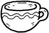茶、饮料简笔画4