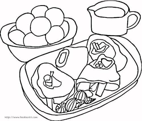 简笔画 设计 矢量 矢量图 手绘 素材 线稿 500_425