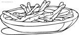 小吃零食简笔画5