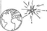 地球简笔画3