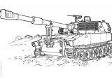 坦克简笔画6
