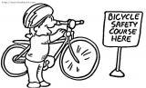 自行车简笔画2