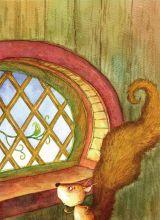 大自然童话-小松鼠和红树叶3