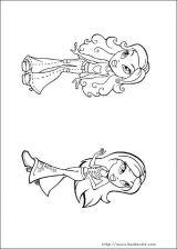 布拉茨娃娃简笔画1