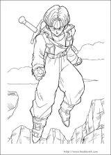 点线面的绘画图片_龙珠Z简笔画[10P]_卡通动漫简笔画(涂色图片) - 【宝宝吧】