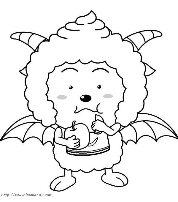 幼儿园涂色画册.动物篇-1号店