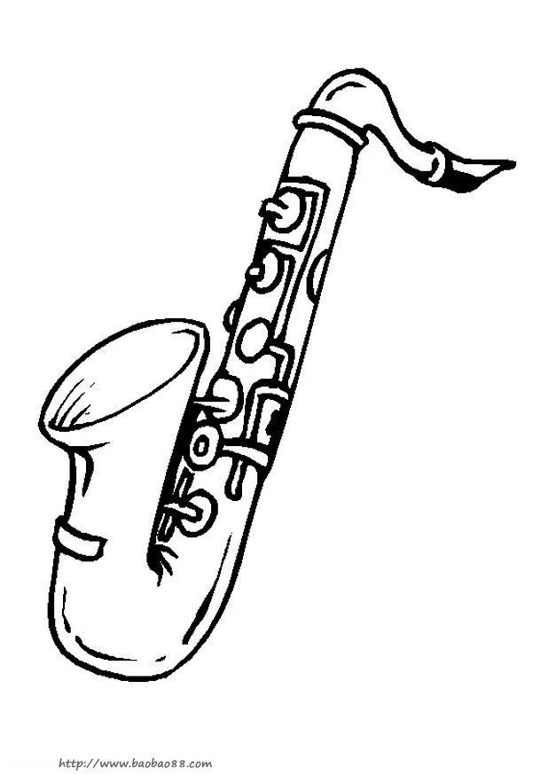 民间乐器简笔画 乐器鼓简笔画 音乐乐器简笔画