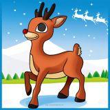 学画小鹿1