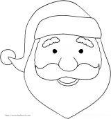 学画圣诞老人5