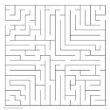 迷宫图片(中等难度)4