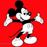 教你画米老鼠