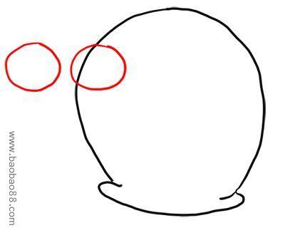 学画蜗牛[10p]_学习绘画简笔画(涂色图片) - 【宝宝吧