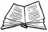 绘制打开的书本6
