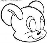 绘制卡通熊猫6