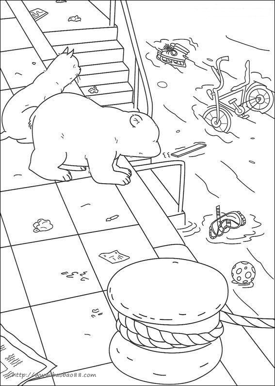动植物简笔画图片
