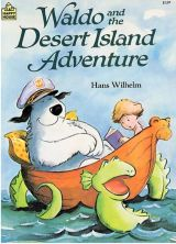 waldo and the desert island adventure