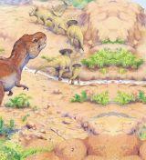 霸王龙和食肉恐龙5