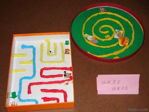 废旧材料玩教具_废旧物制作:漂亮的玩教具11幅_幼儿手工 - 宝宝吧