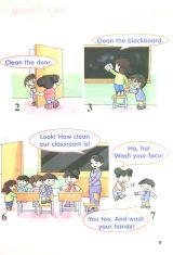 新起点小学英语课本一年级下册 6