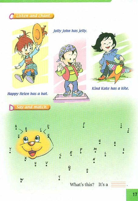 新起点小学英语课本三年级上册[91p]