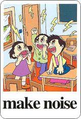 新版小学英语单词卡片-六年级上册3