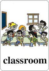 新版小学英语单词卡片-三年级下册 3