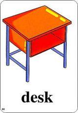 新起点小学英语单词卡片-一年级下册