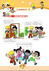 新版小学英语课本(四年级上册) 5