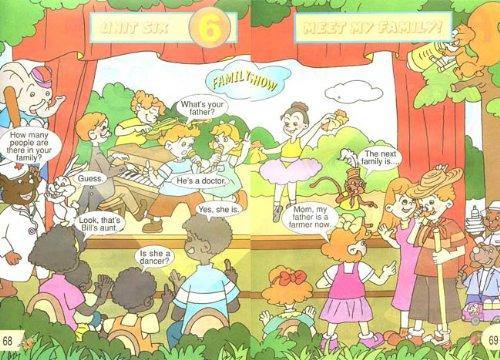 pep小学英语课本(四年级上册)[89p]