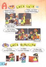 PEP小学英语课本(三年级下册) 4