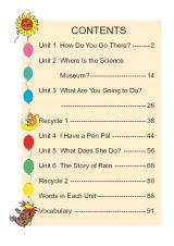 PEP小学英语课本(六年级上册) 2