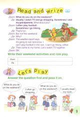 PEP小学英语课本(五年级下册) 2