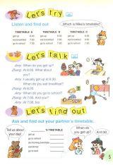 PEP小学英语课本(五年级下册) 6
