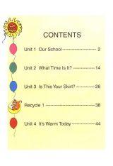 PEP小学英语课本(四年级下册) 2