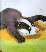 獾的美餐5
