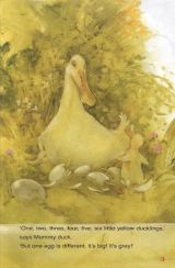 The Ugly Duckling(Earlyreads) 4