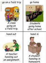 课堂英语教学卡片5