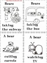 熊类卡片5