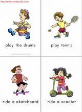 运动类卡片4