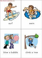 运动类卡片6