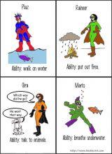 超人卡片4