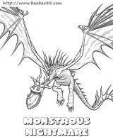 驯龙记简笔画,讲述一个小男孩收养了一条龙的故事