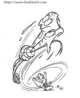 人猿泰山填色图