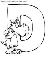 26个英文字母(动物)4